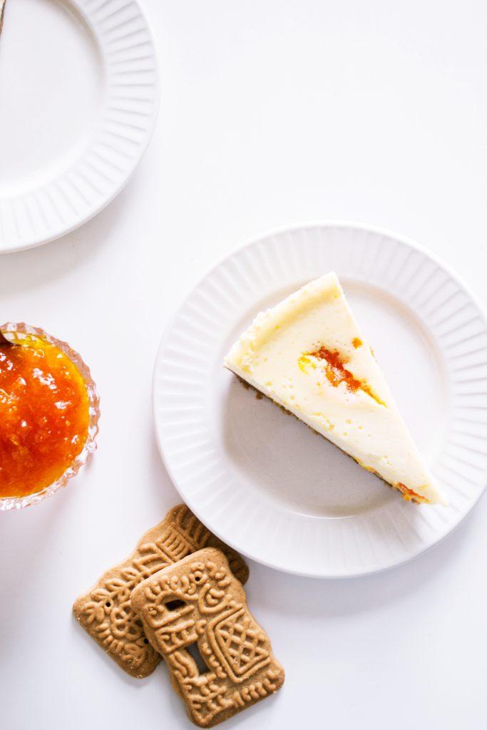 Mandarin Speculaas Cheesecake | Koekbook