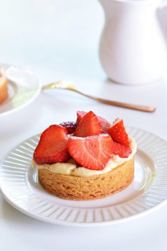 Dutch Strawberry Tarts | Koekbook