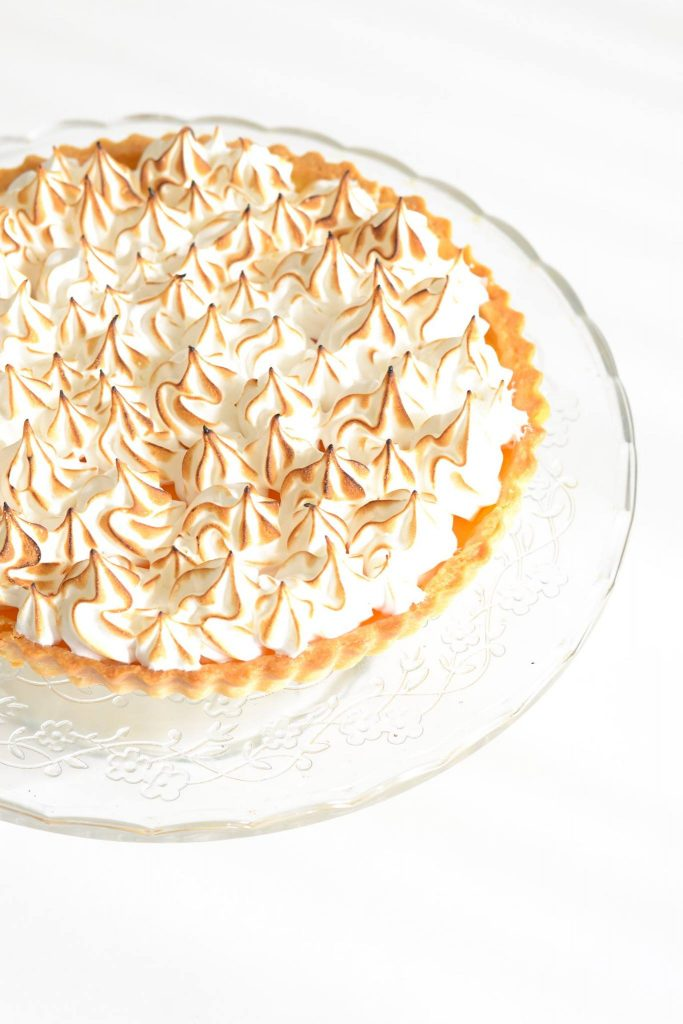 Lemon Meringue Tart | Koekbook