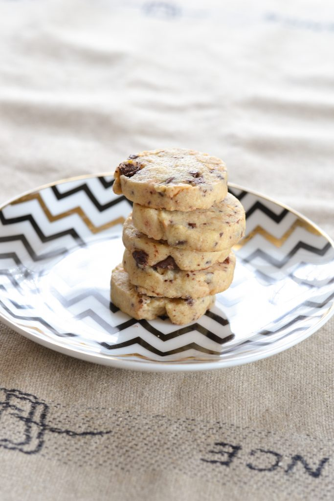 Salted Peanut and Chocolate Cookies | Koekbook