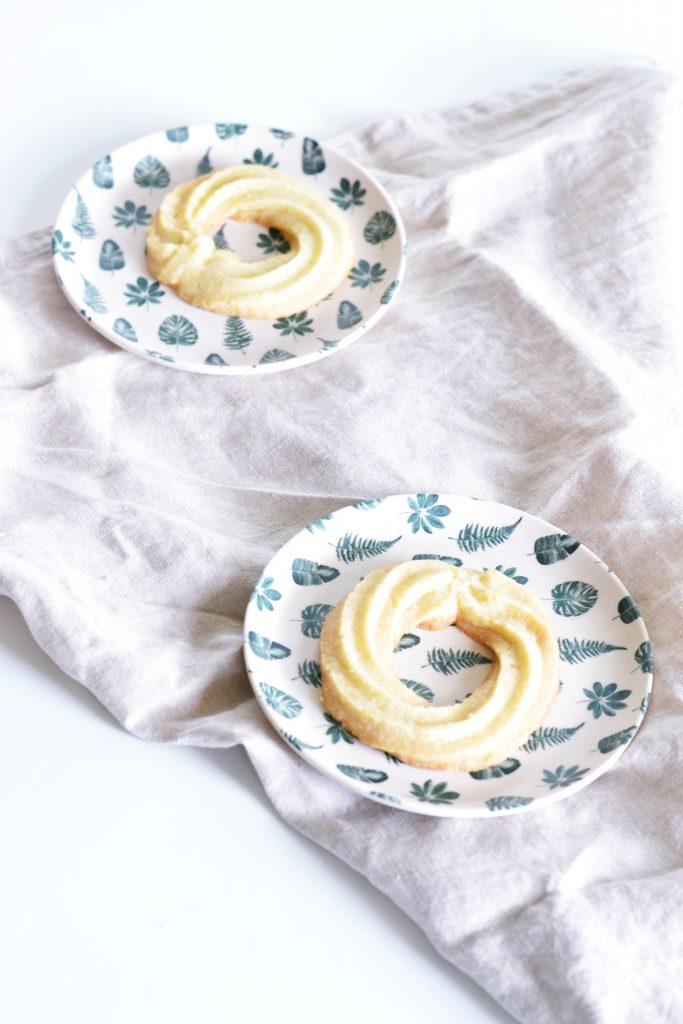 Viennese Whirl Biscuits (Spritsen) | Koekbook