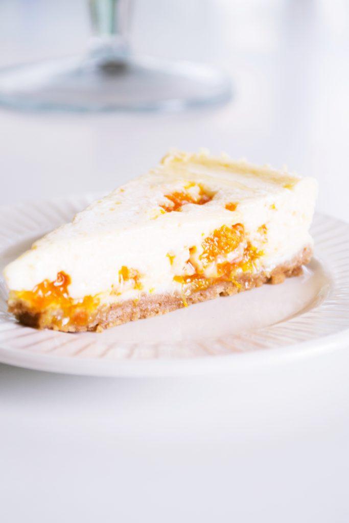 Mandarijnen Speculaas Cheesecake | Koekbook